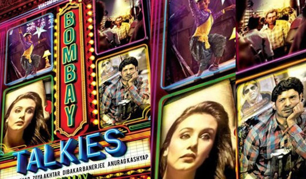 Bombay Talkies (2013) Full Movie Watch Online HD Print Free Download