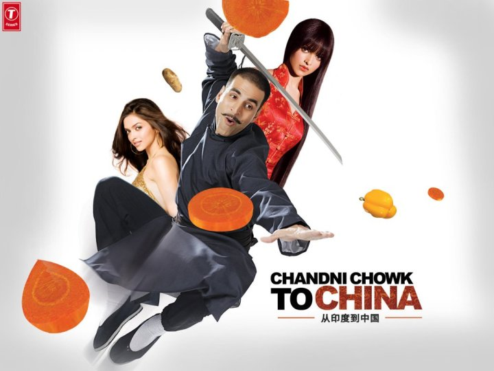 Chandni Chowk to China (2009) Full Movie Watch Online HD Download