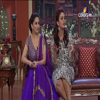 Comedy Nights With Kapil 11 Jan 2014 With Madhuri & Humaka