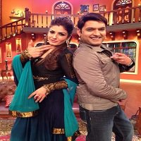 Comedy Nights With Kapil 12 January 2014 With Raveena Tandon