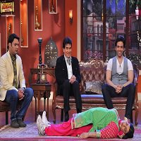 Comedy Nights With Kapil 13 April 2014 With Tusshar Kapoor