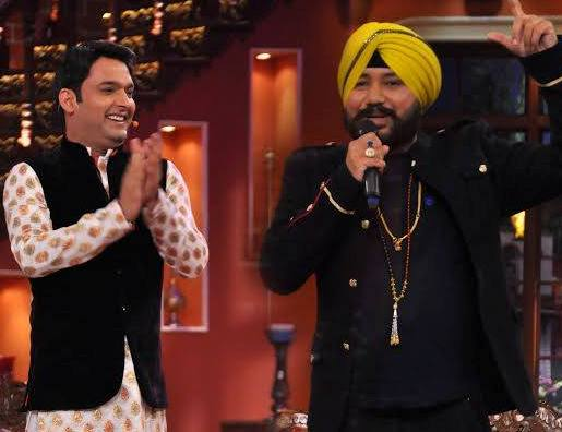 Comedy Nights With Kapil 2nd February 2014 With Daler Mehndi
