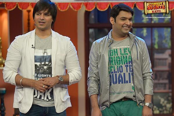 Comedy Nights With Kapil 3rd May 2014 With Vivek Oberoi