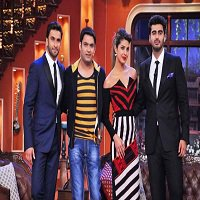 Comedy Nights With Kapil 9th February 2014 With Ranveer Singh