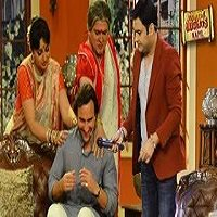 Comedy Nights with Kapil 1st December 2013 With Saif Ali Khan