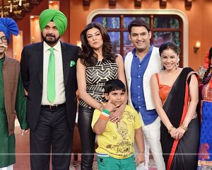 Comedy Nights with Kapil Episode 74 With Sushmita Sen