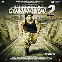 Commando 2 (2017) Full Movie Watch Online HD Print Free Download