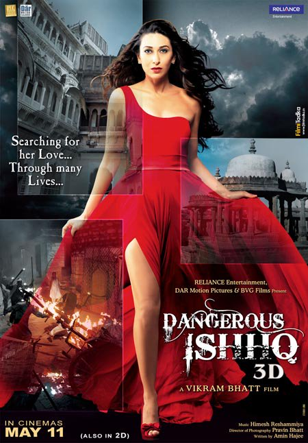 Dangerous Ishhq (2012) Full Movie Watch Online HD Download