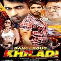 Dangerous Khiladi (Julai 2012) Hindi Dubbed Full Movie Watch Online HD Download