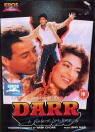 Darr (1993) Full Movie Watch Online HD Free Download