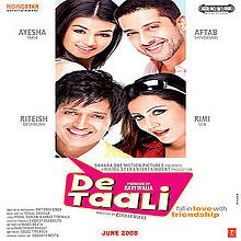 De Taali (2008) Watch Full Movie Online HD Download