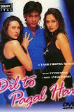 Dil To Pagal Hai (1997) Full Movie Watch Online HD Free Download