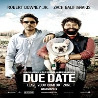 Due Date (2010) Hindi Dubbed Full Movie Watch Online HD Download