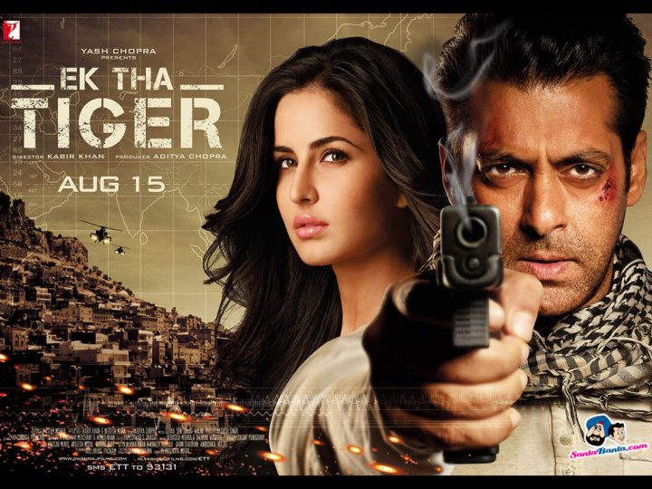 Ek Tha Tiger (2012) Full Movie Watch Online HD Print Free Download