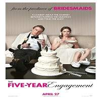 Five Year Engagement (2012) Hindi Dubbed Full Movie Watch Online HD Free Download
