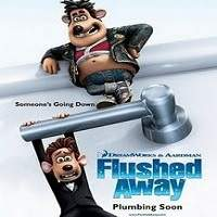 Flushed Away (2006) Hindi Dubbed Full Movie Watch Online HD Print Free Download