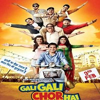 Gali Gali Chor Hai (2012) Full Movie Watch Online HD Print Free Download