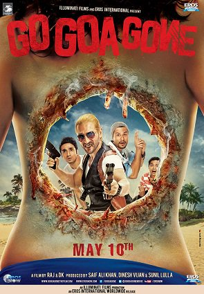 Go Goa Gone (2013) Full Movie Watch Online HD Print Free Download