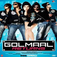 Golmaal Returns (2008) Full Movie Watch Online HD Download