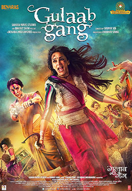 Gulaab Gang (2013) Full Movie Watch Online HD Free Download