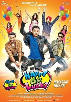 Happy Go Lucky (2014) Full Movie Watch Online HD Free Download