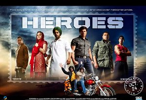 Heroes (2008) Full Movie Watch Online HD Free Download