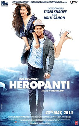 Heropanti (2014) Full Movie Watch Online HD Print Free Download
