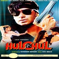 Hulchul (1995) Full Movie Watch Online HD Print Free Download