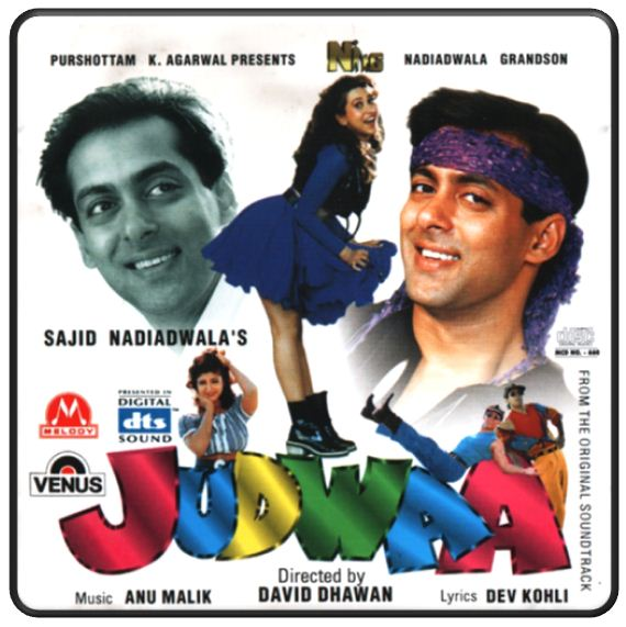 Judwaa (1997) Watch Full Movie Online HD Download