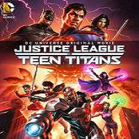 Justice League vs. Teen Titans (2016) Full Movie Watch Online Free Download