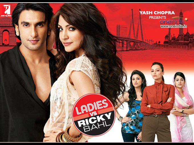 Ladies vs Ricky Bahl (2011) Full Movie Watch Online HD Download