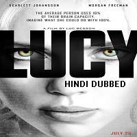 Lucy (2014) Hindi Dubbed Full Movie Watch Online HD Print Free Download