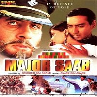 Major Saab (1998) Watch Full Movie Online DVD Free Download