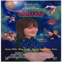 Matilda (1996) Hindi Dubbed Full Movie Watch Online HD Print Free Download