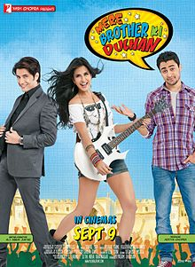 Mere Brother Ki Dulhan (2011) Full Movie Watch Online HD Download