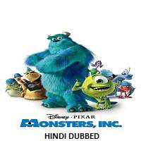 Monsters, Inc. (2001) Hindi Dubbed Full Movie Watch Online HD Download