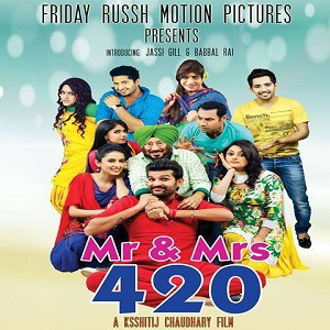 Mr & Mrs 420 (2014) Full Movie Online Watch HD Free Download