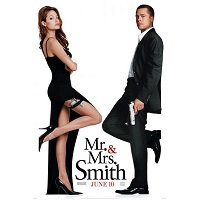 Mr. & Mrs. Smith (2005) Hindi Dubbed Full Movie Watch Online HD Download