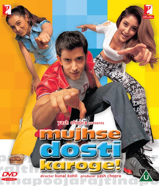 Mujhse Dosti Karoge (2002) Full Movie Watch Online HD Download