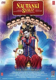 Nautanki Saala (2013) Full Movie Watch Online HD Download