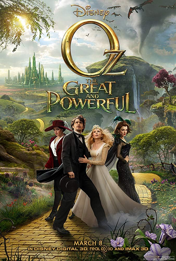 Oz the Great And Powerful (2013) Hindi Dubbed Full Movie Watch Online HD Free Download