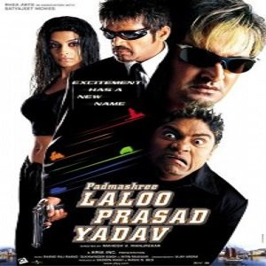 Padmashree Laloo Prasad Yadav (2005) Full Movie Watch Online Download