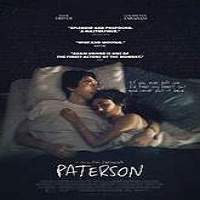 Paterson (2016) Full Movie Watch Online HD Print Free Download