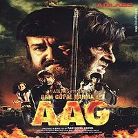 Ram Gopal Varma Ki Aag (2007) Full Movie Watch Online HD Free Download