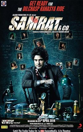Samrat & Co (2014) Full Movie Watch Online HD Download
