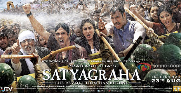 Satyagraha (2013) Full Movie Watch Online HD Download
