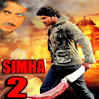 Simha 2 (2012) Hindi Dubbed Full Movie Watch Online BluRay Print Download