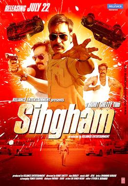 Singham (2011) Full Movie Watch Online HD Print Free Download