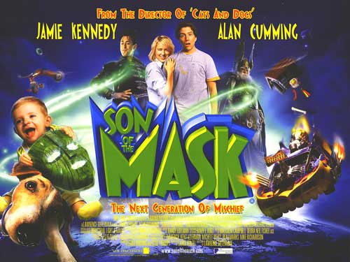 Son Of The Mask (2005) Hindi Dubbed Watch Full Movie Online HD