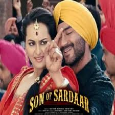 Son of Sardaar (2012) Full Movie Watch Online HD Download